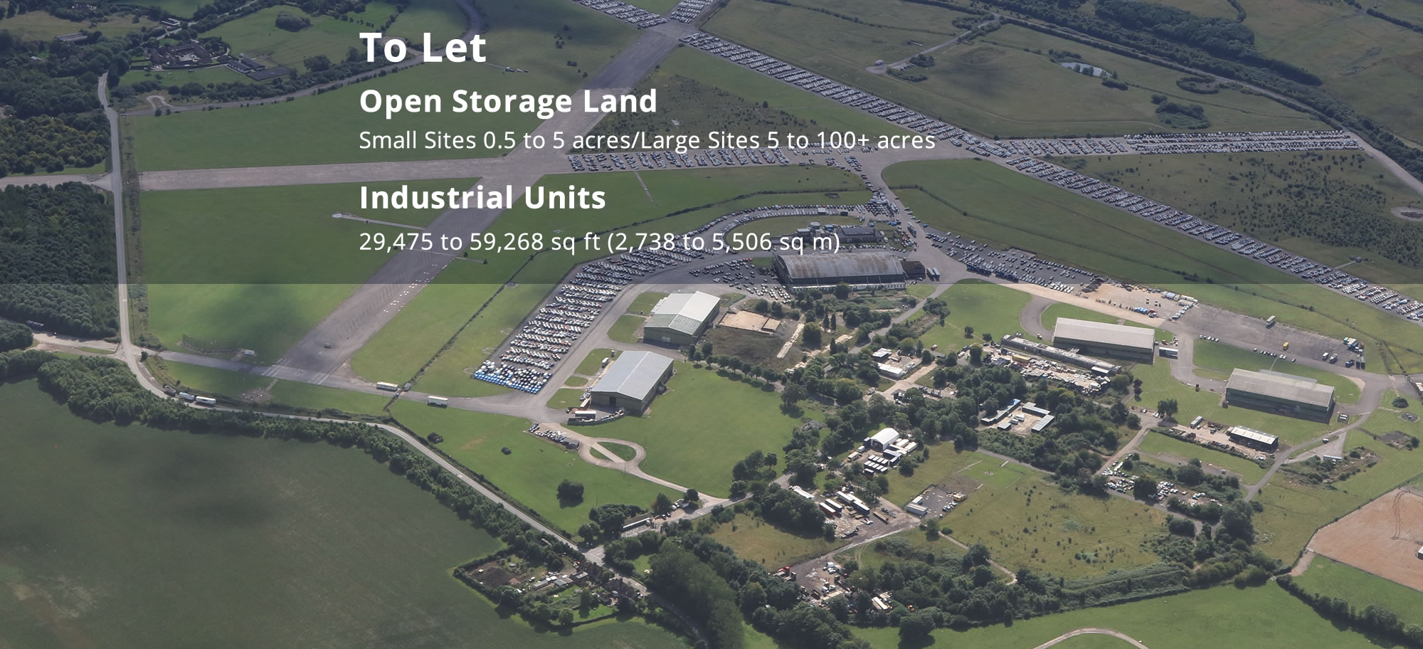 Throckmorton Industrial Park - Throckmorton Airfield, Pershore WR10 2JH