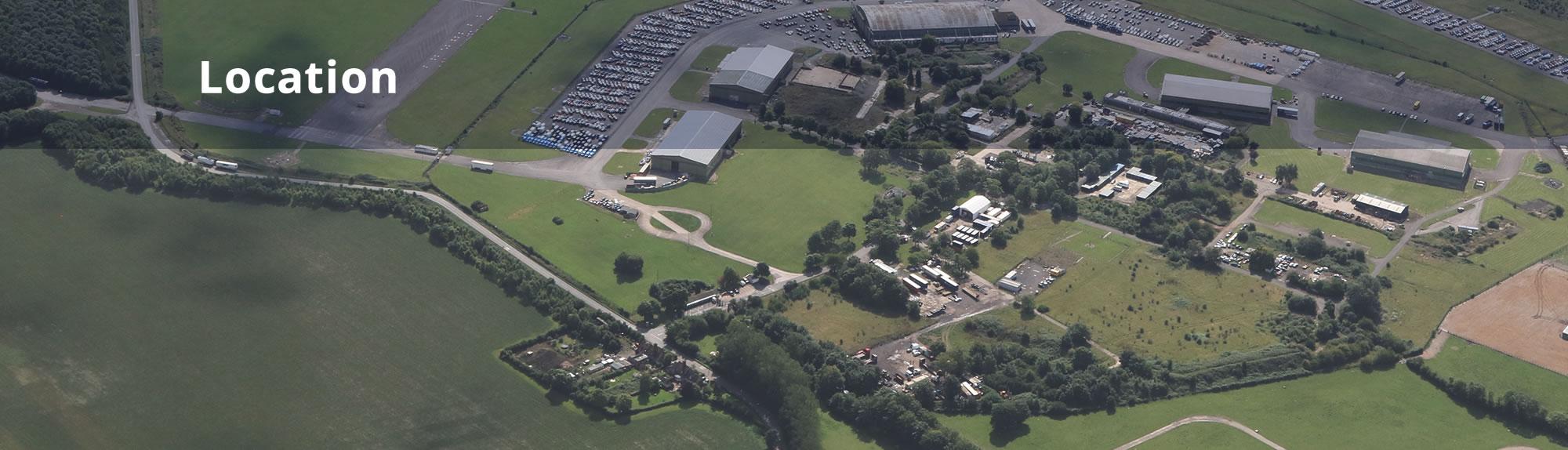 Throckmorton Industrial Park - Throckmorton Airfield, Pershore WR10 2JH